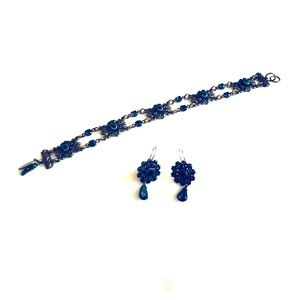 Jewelry - Bracelet and Earring Set
